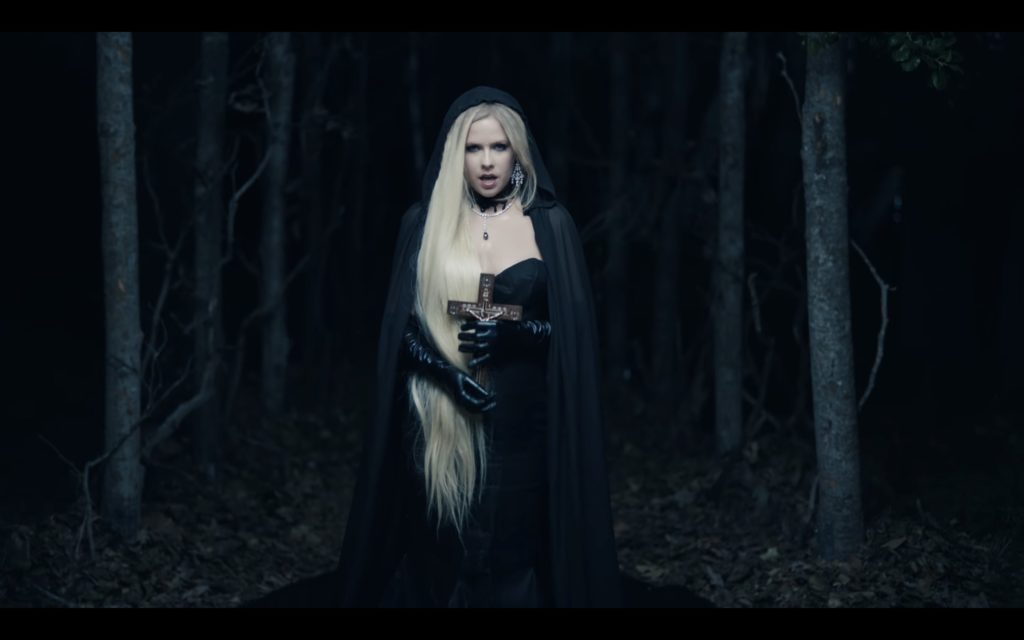 Avril lavigne new video